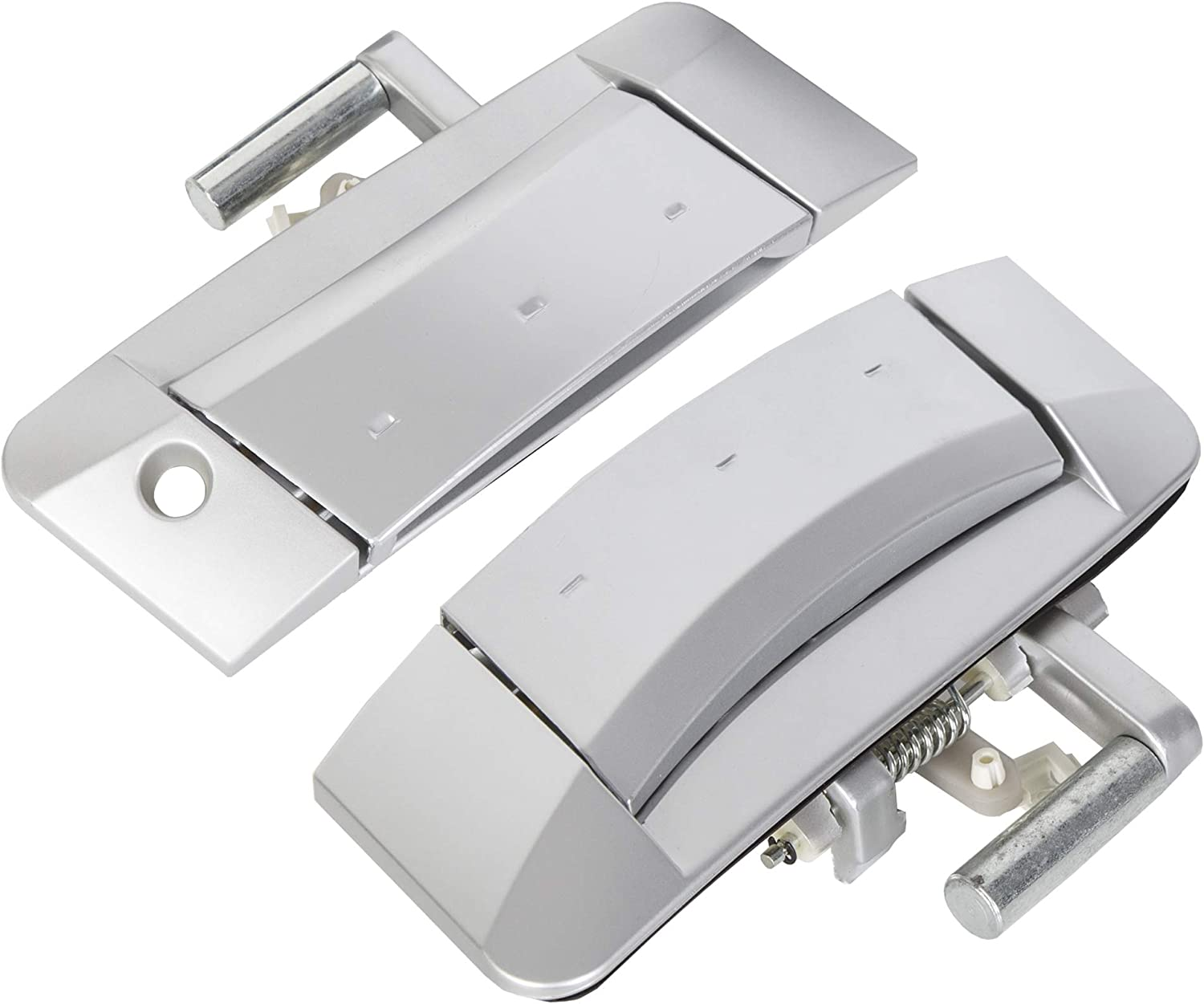 ECOTRIC Pair Product Outside Exterior Outer Door Tampa Mall for Handle 2003- Silver