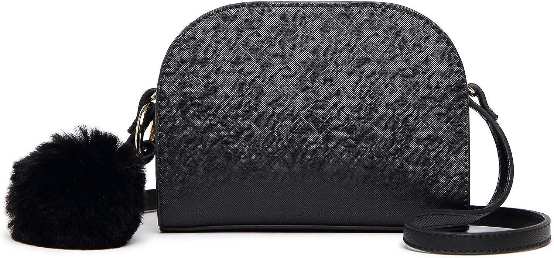 Women Portland Mall Handbags Fashion PU Import Hardware Accessories Handle Sh Satchel