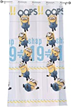 Scheibengardine Minions Kinderzimmer Gardinen Gardine 200