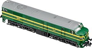 Arnold HN2409D diesellokomotiv rad 316 av RENFE, Epoche III (digital) modellbana, grön