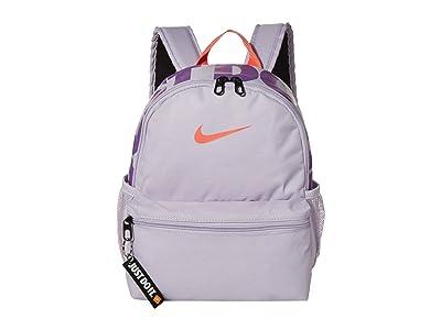 Nike Kids Brasilia JDI Mini Backpack (Little Kids/Big Kids) (Infinite Lilac/Magic Ember) Backpack Bags