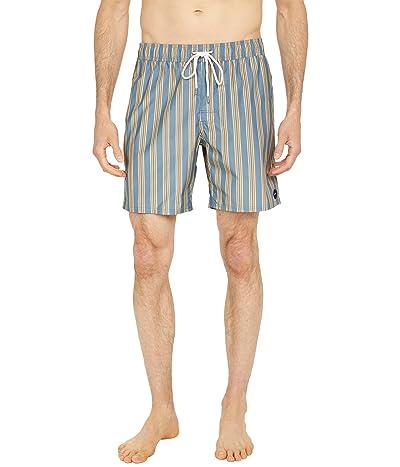 RVCA Perry 17 Elastic Shorts