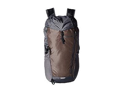 Marmot Kompressor Plus (Cinder/Slate Grey) Backpack Bags