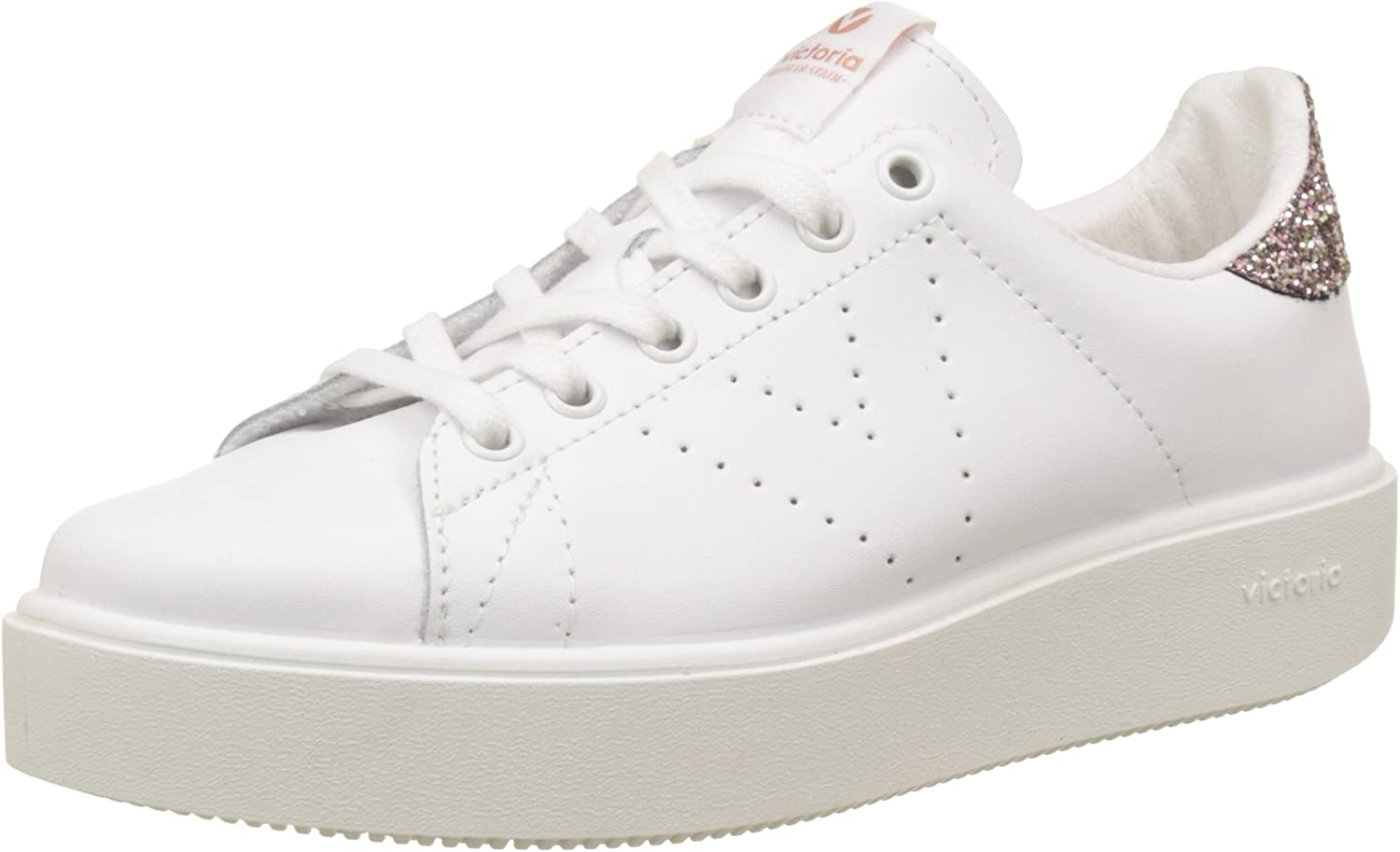 Victoria Deportivo Piel, Unisex Adults' Low-Top Trainers