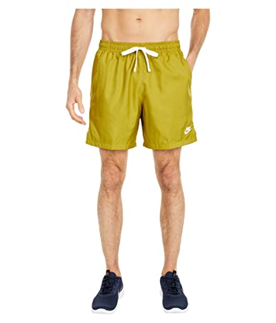 Nike NSW Woven Flow Shorts (Tent/White) Men