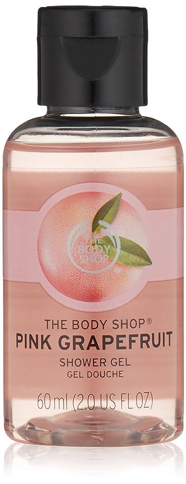 The Body Shop Pink Grapefruit Shower Gel, 2 Fl Oz