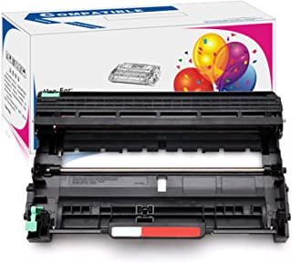 Compatible for Brother DR2245 Toner Cartridge Replacement for Brither HL-2130 HL-2132 DCP-7055 DCP7057 Printer Black Admin...