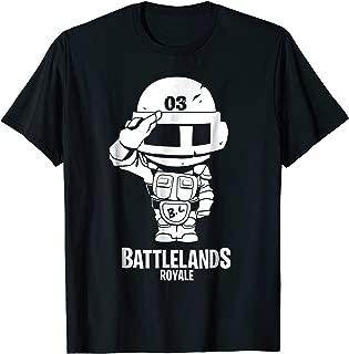 Battlelands Royale: Official Mr Breach Tee