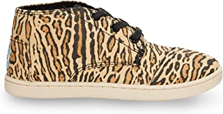 TOMS Brown Ocelot Youth Paseo-Mids Brown 10003558