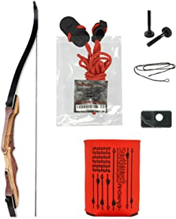 Southwest Archery Samick Sage Takedown Recurve Bow Bundle Stringer Tool That is Required to Maintain Warranty, Arrow Rest, and Thank You Gift!