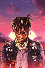 Juice Wrld, Legends Never Die Album Cover Art POSTER 24x36 inches