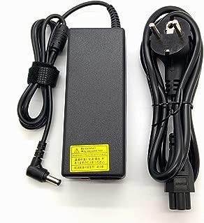 Adaptador Cargador Nuevo Compatible para port/átiles Lenovo ThinkPad R Series y ThinkPal T Series del listado 20V 4,75a o inferior con punta Redonda y Pin Central de 8,0 mm x 7,4 mm