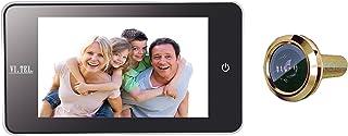 comprar comparacion Telese E0378: 40 Mirilla digital, color dorado (1 unidad)