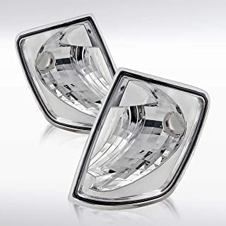 Autozensation For Mercedes Benz W124 E-Class Clear Park Turn Signal Corner Lights