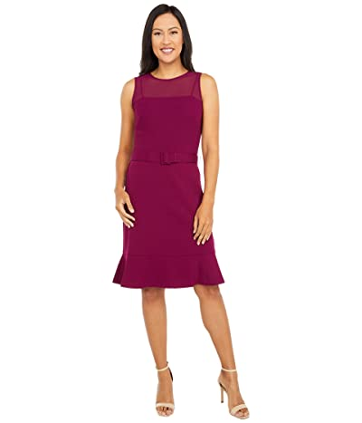 LAUREN Ralph Lauren Corbin Sleeveless Day Dress Women