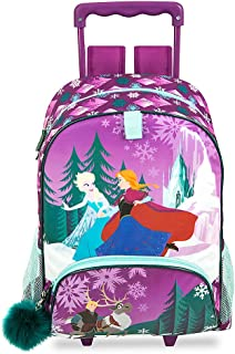 Disney Frozen Rolling Backpack