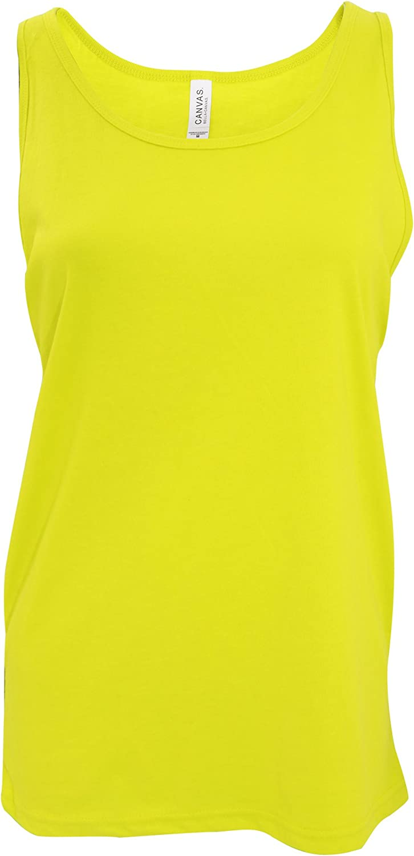 Bella Canvas Womens/Ladies Jersey Sleeveless Tank Top