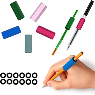 GALAGEE Pen or Pencil Weights Kit - Handwriting Aid for Children, Elderly or Special Needs - Assists The Individuals with ...