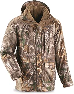 Guide Gear Steadfast 4-in-1 Hunting Parka, 150 Gram...