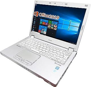 Panasonic ノートPC CF-MX3/無料 ワイヤレスイヤホン ワイヤレスマウスセット/12.5型フルHD/USB3.0/MS Office 2019/Win 10 Pro/Core i5 4世代/Webカメラ/HDMI/WIFI/Bl...