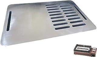 業界初!ステンレス製5mm イワタニ 炉ばた焼器 炙りや 専用 グリルプレート 錆びに強く衛生的でお手入れ簡単! IWATANI 焼き肉用プレート(半網)