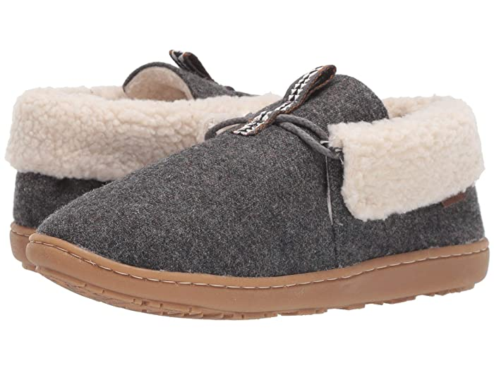 Cabin Fold  Shoes (Gray Heather) Women's Slippers