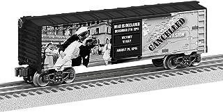 Lionel Trains - Kiss the War Goodbye MUSA Boxcar, O Gauge
