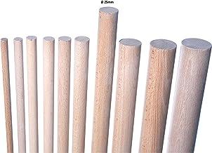 Amazon.es: Varilla de madera