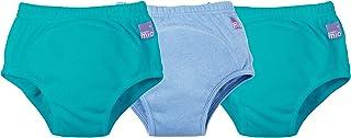 Bambino Mio 3 Piece Potty Training Pants, Mixed Boy Blue, 3+ Years