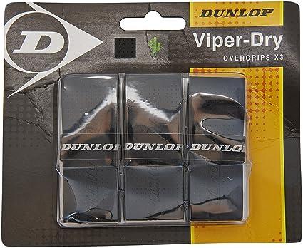 DUNLOP Overgrip VIPER DRY Pack 3-NE