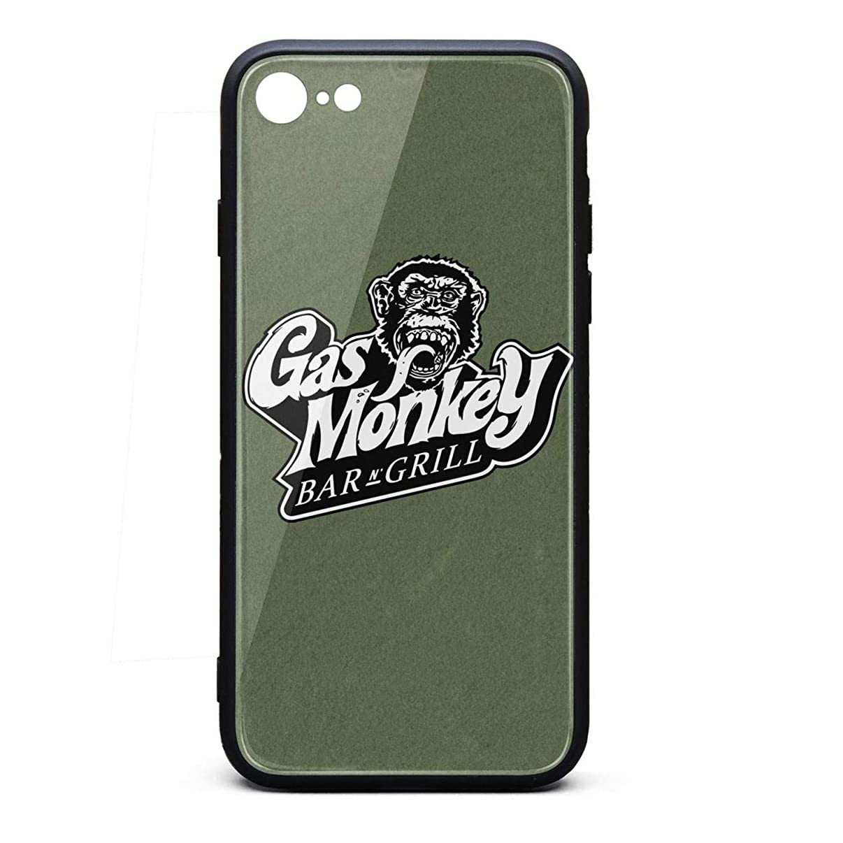 Gas-Monkey-Bar-N'-Grill- Slim Skid-Proof Protective Cushion Basic Phone Case for iphone6s Plus