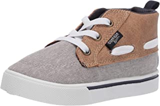 Toddler and Little Boys Barclay High Top Sneaker