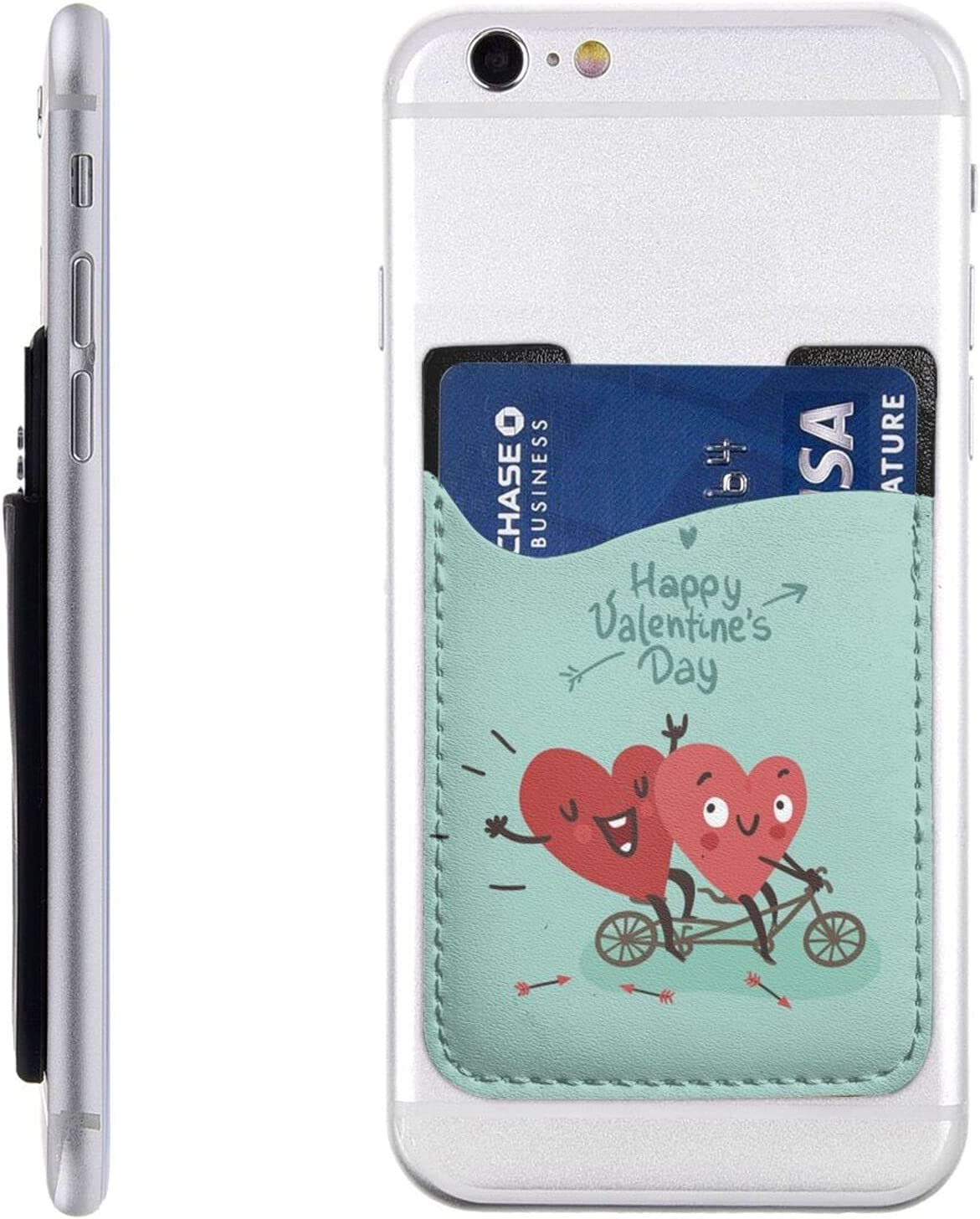 Two Hearts Fall in Love On Sales of SALE items from new works Holder Cell Manufacturer regenerated product Phone Bicycle Card