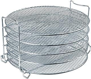 Support déshydrateur pour accessoires Ninja Foodi, autocuiseur et friteuse à air comprimé 6,5 l et 8 l – Grille de cuisini...