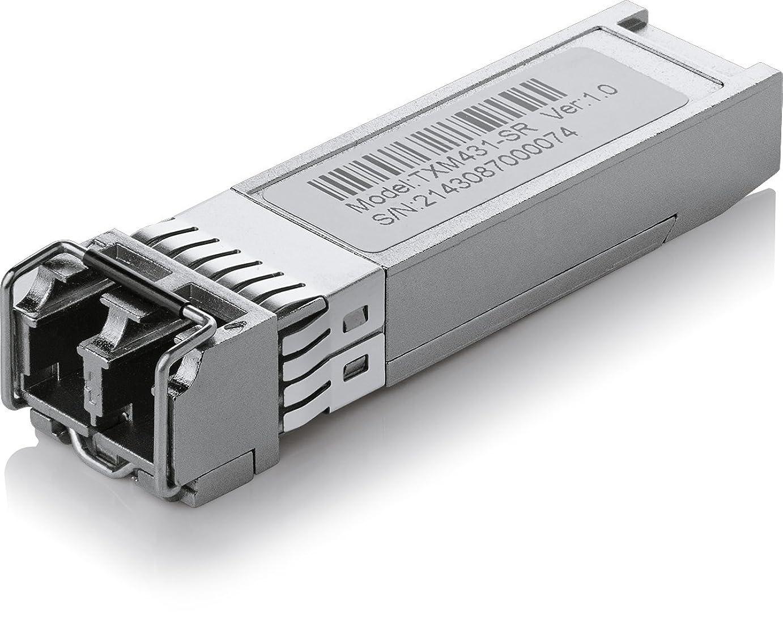 恐ろしい足首癒すTP-Link  10GBase-SR SFP+ LC Transceiver 5年保証 TXM431-SR