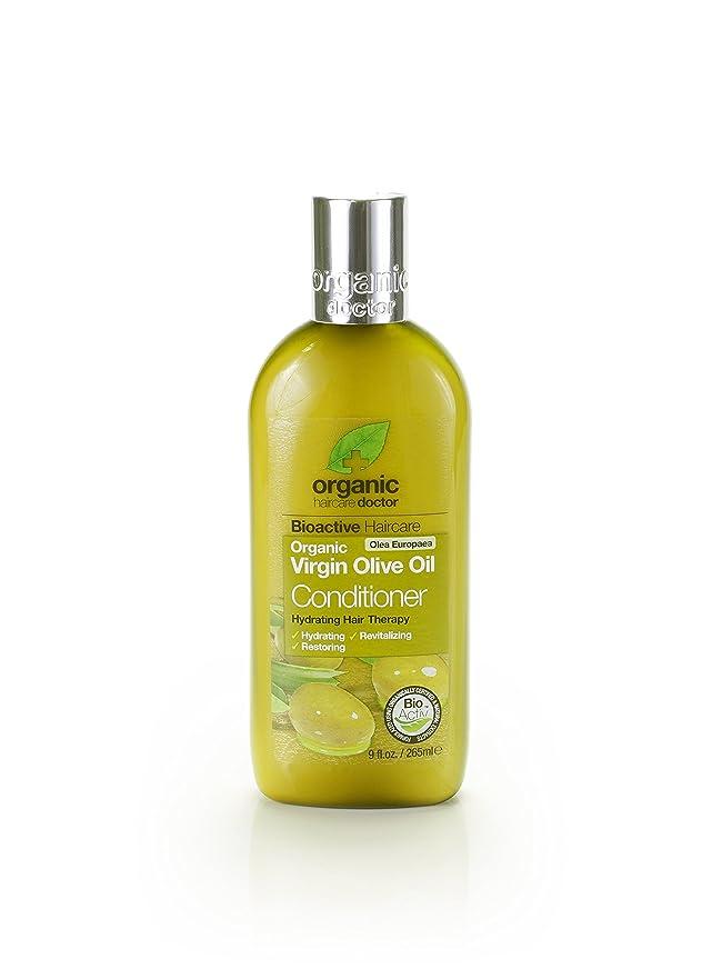 水を飲む主導権冗長Dr.Organic OVコンディショナー 265ml