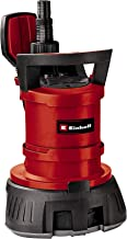 Einhell Vuilwaterpomp GE-DP 5220 LL ECO (520 W, 13500 L/h, 1 mm restwater, 2in1 combipomp, vuil tot Ø 20 mm, traploos vers...