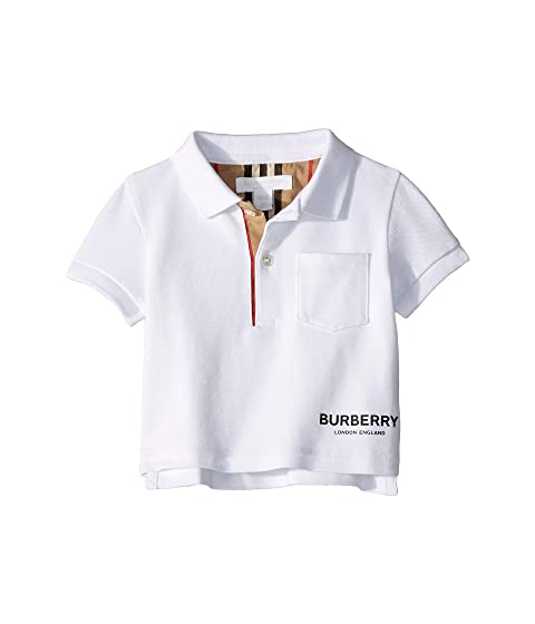 Burberry Kids Mini Wesley Polo (Infant/Toddler)