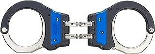 Asp Law Enforcement Identifier Hinge Ultra Cuffs Blue ASP Identifier Hinge Ultra Cuffs Blue, 56011 Model