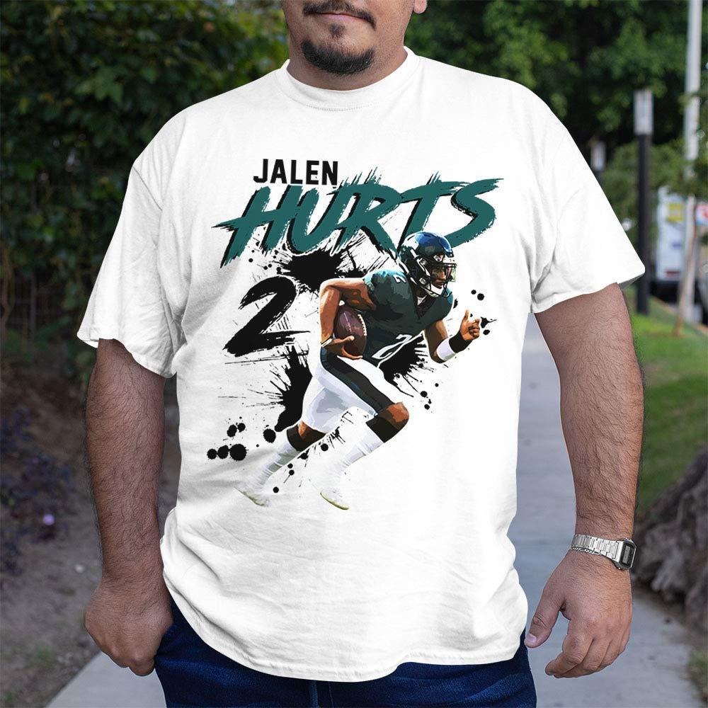 Jalen-2 QB Limited price Philadelphia Football C Hurts-Quarterback Jersey Special sale item Fans