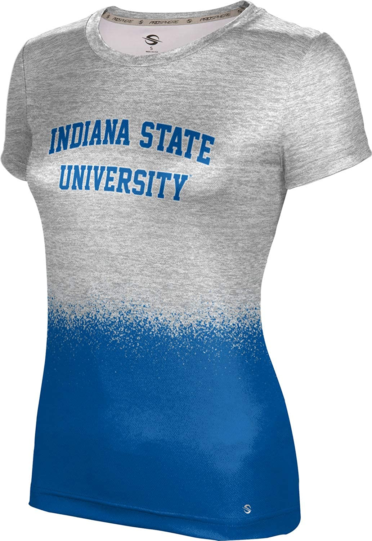 ProSphere Indiana State University Girls' Performance T-Shirt (Spray Over)