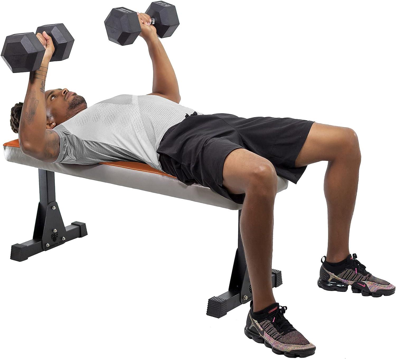 数量限定アウトレット最安価格 トレンド StrengthTech Fitness by VersaTables USA Bench Flat Weight Made