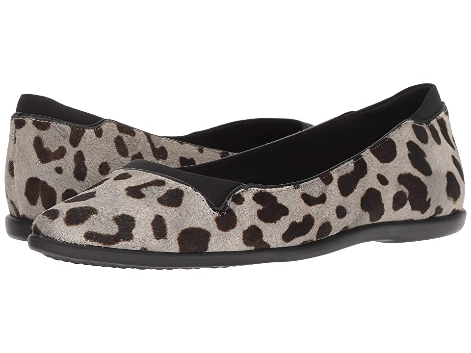 Cole Haan 3.Zerogrand Skimmer (Ocelot Haircalf/Black) Women