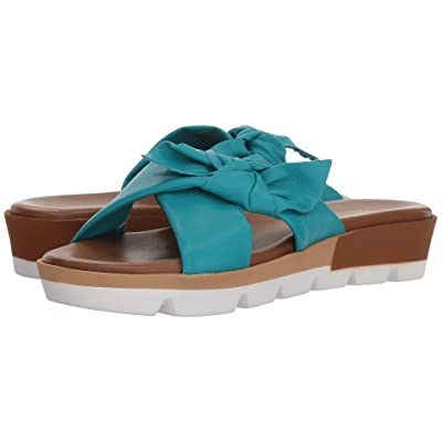 Summit by White Mountain Fynn (Turquoise) Women
