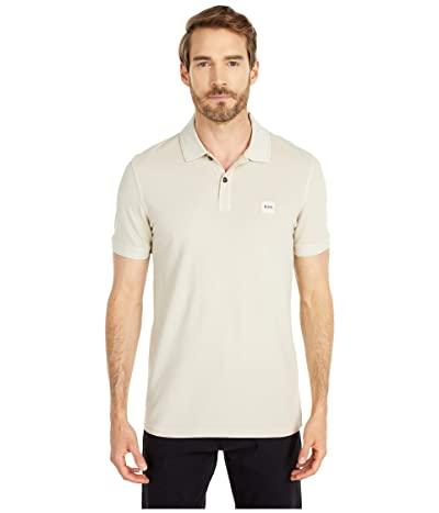 BOSS Hugo Boss Prime Polo (Light Gray) Men