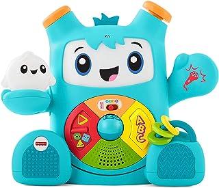 comprar comparacion Fisher-Price Rocky Roquero, juguete electrónico bebé +6 meses (Mattel FXD05) , color/modelo surtido