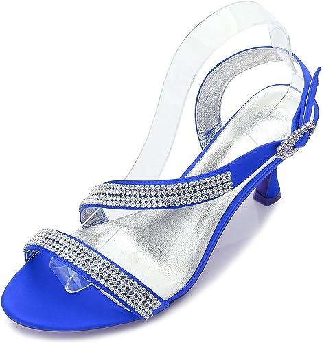 L@YC zapatos de Boda básicos para mujeres E17061-52 Acogedor Office & Business Wear Casual Party & Night
