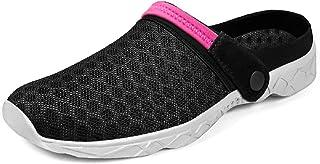 Feetmat Womens Clog Slippers Breathable Lightweight Outdoor Summers Garden Shoes Women Girl