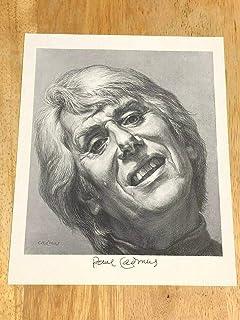 Paul Cadmus Magic Realism Egg Tempera Artist Rare Signed Autograph Book Print