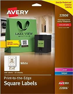 Best avery ultra duty labels Reviews